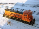 090111004 BNSF 3702 at Northtown diesel shop