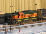 090111006 BNSF 1685 at Northtown diesel shop