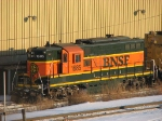 090111007 BNSF 1685 at Northtown diesel shop