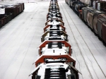 "090120029 New deadline of mostly SD40-2's at BNSF Northtown ""T"" Yard"