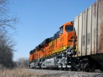 090403003 New BNSF ES44C4 units #6620/6619 head west
