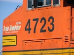 090428003 BNSF 4723 at Northtown Yard