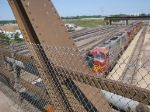"090604004 Deadline of stored BNSF locos grows (yet again) in the Northtown ""T"" Yard"