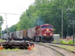 090726002 Westbound CP freight