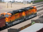 090831012 Northbound BNSF Taconite Ore Empties at Northtown CTC 44th Ave
