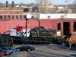 091107007 MNTX 105 & SOO 31 at MTM Jackson St. Roundhouse