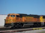 Closeup of BNSF 8957
