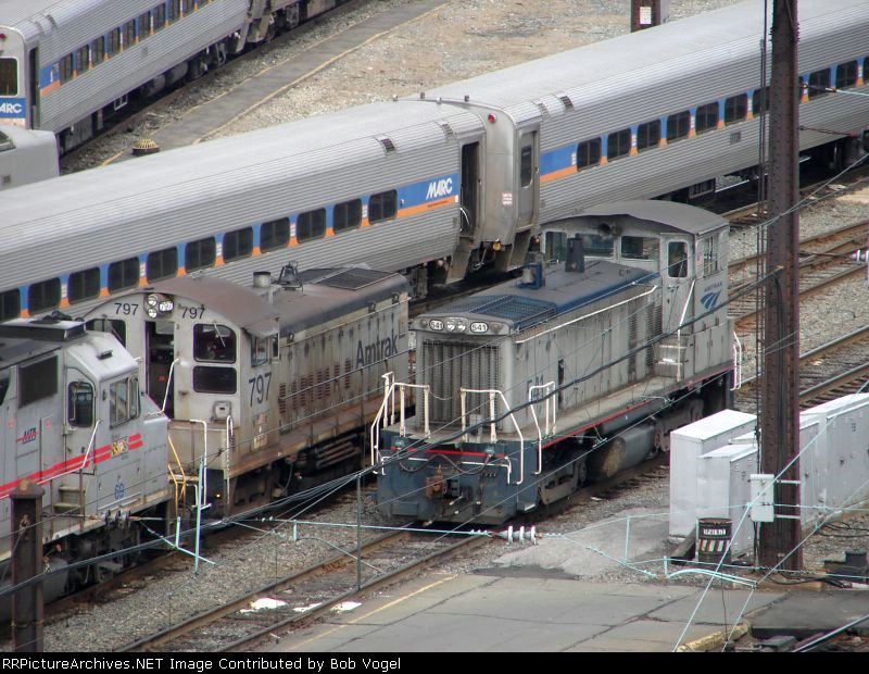 AMTK 797 and 541