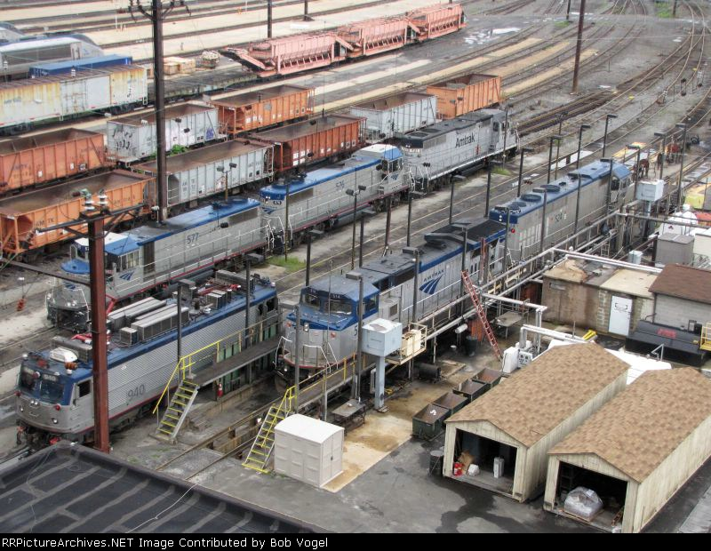 Race Street Engine Facility
