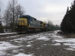 NB Garbage Train