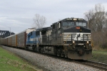 NS 9189 18N with Oakway Leaser EMDX 9096