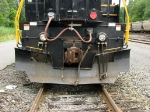 NS SD40-2 #3445 Coupler Detail