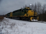 Reading and Northern 3055 and 3056