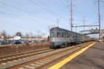 Hickory Creek and Alexander Hamilton returning from Washington, D.C. on train 20(13)