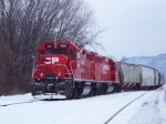 CP Winona Job (G77)/Night Job (G80)'s power at Winona, MN