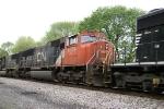 CN 5701 on 68Q