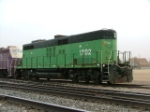Rebuilt GP9 to a cabless GP9
