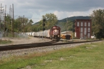 ALCO's enter Norfolk Southern's Southern Tier to interchange