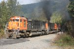 """DFT-7 gets on the move headed South at """"North Driftwood"""""""