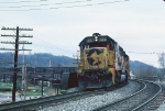 BS Jct, Catlettsburg,KY.  Coal loads are headed for Russell from WV