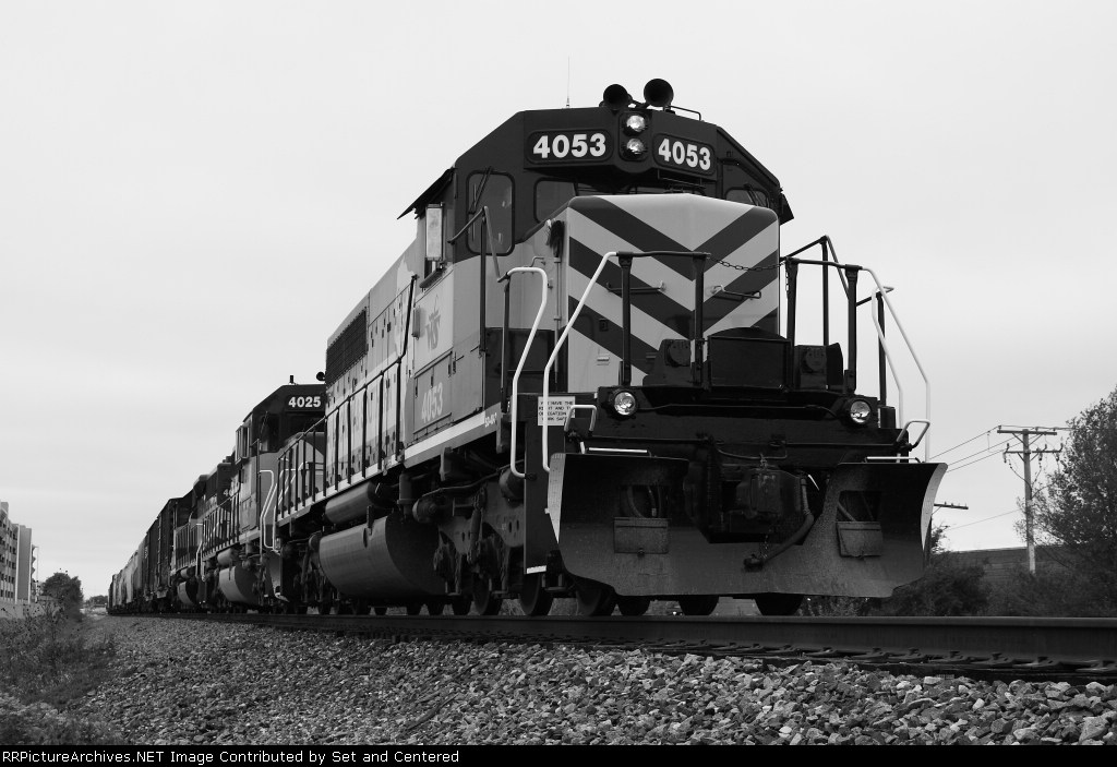 Born as the Missouri Pacific 3213