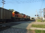 BNSF 4827 (trailing)