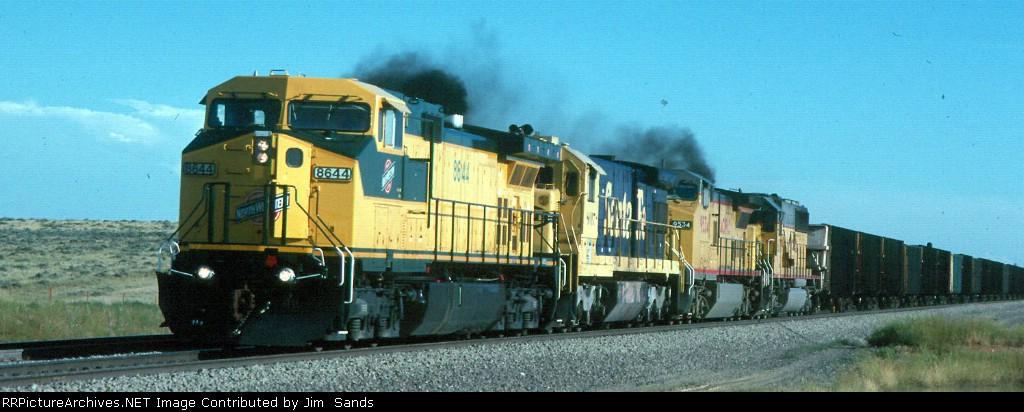 CNW 8644 Billings WY 1994