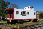 Museum caboose gets restored