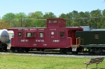 Fort Eustis Military Railway in the Army Transportation Museum