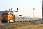 BNSF 4086