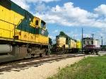 Diesel Locomotive History