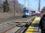 The All Amfleet train