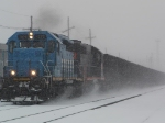 K388-17 In The Snow