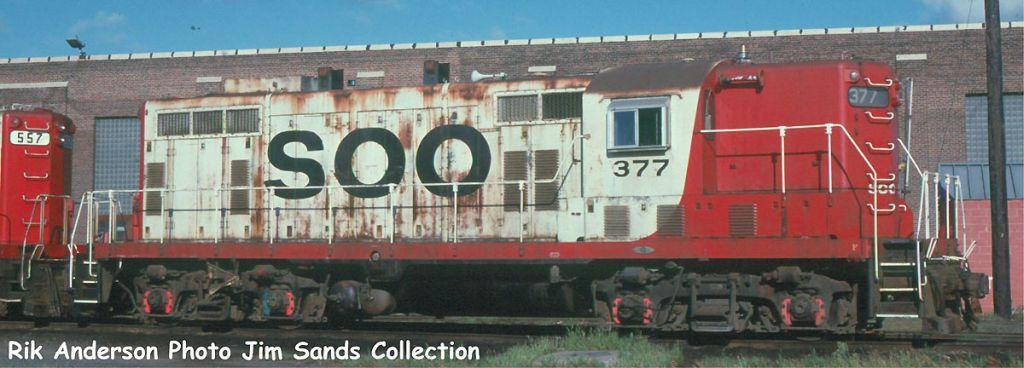 SOO 377 Minn, MN 1982