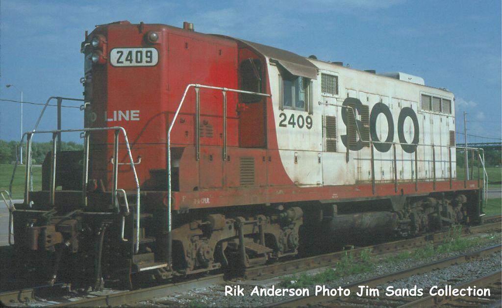 SOO 2409 Clinton Iowa 1993