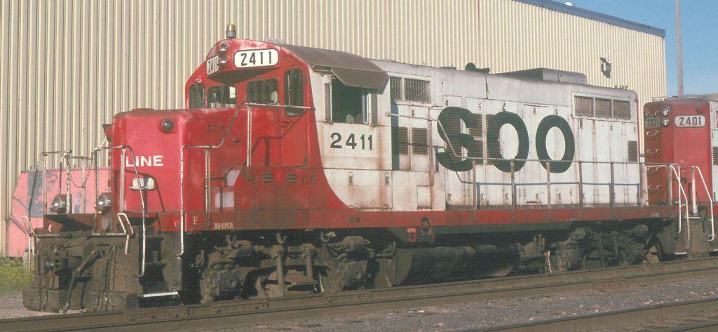 SOO 2411 St Paul MN 1996
