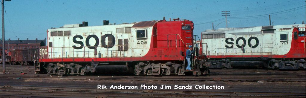 SOO 405 Minn, MN 1979