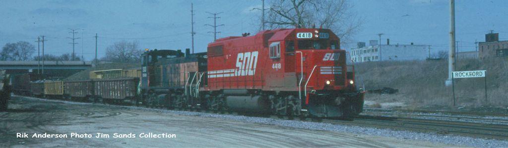 SOO 4418 Rockford,Ill 1992