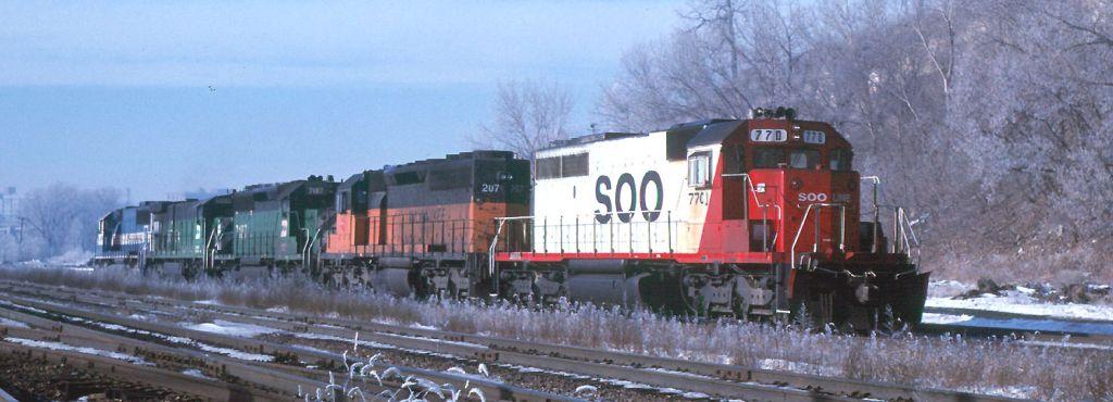 SOO 770 St Paul MN 1988