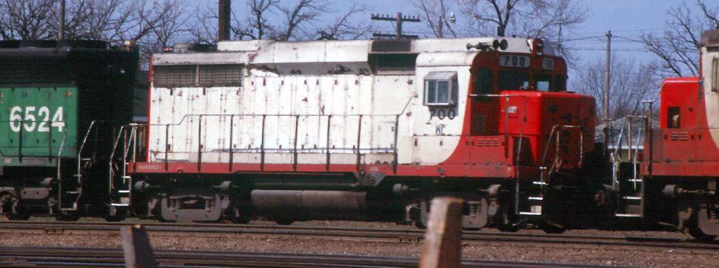 WC 700 EX Soo Stevens Point Wis 1990