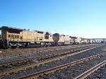 UP Locomotive String