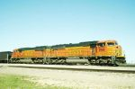 BNSF 8960 and 9989