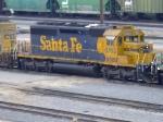 BNSF 6763
