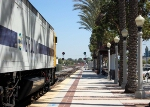 """Metrolink 656 Highball Fullerton with a clear at 164 over"""