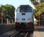Metrolink 891 Deparing Claremont