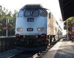 Metrolink MP36PH 900 leaving Claremont