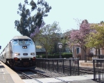 Metrolink 901 coming into Claremont