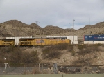 UP 7906 leads AOAHO-23 at 3:06pm