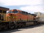 BNSF 5609 #2 power in an EB ICIBP-17 doublestack at 1:56pm