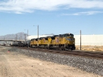 UP 8332 begins switching in Alfalfa yard at 1:49pm